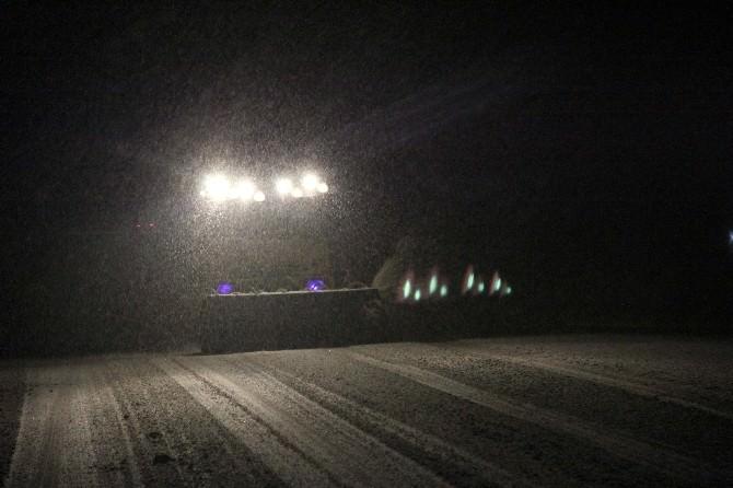 Kastamonu Kar Yağışı