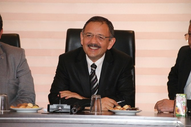 Kayseri Büyükşehir Belediye Başkanı Mehmet Özhaseki:
