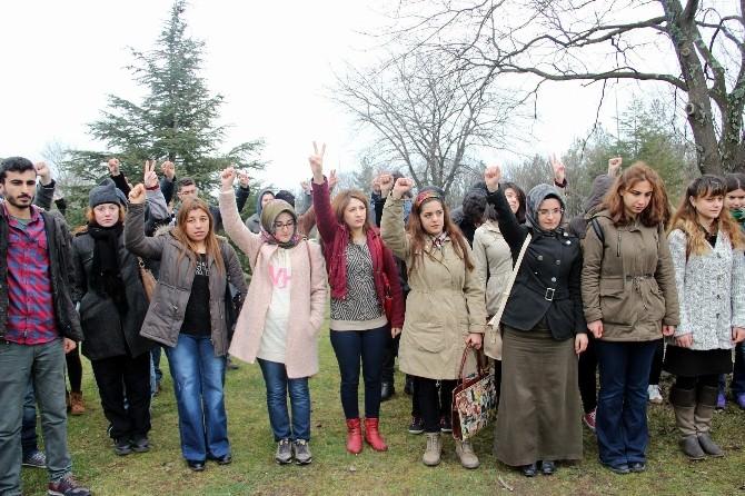 OMÜ'lü Öğrenciler Nevruzu Erken Kutladı