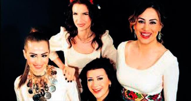 7 Cihan Kadınları konserde buluşuyor