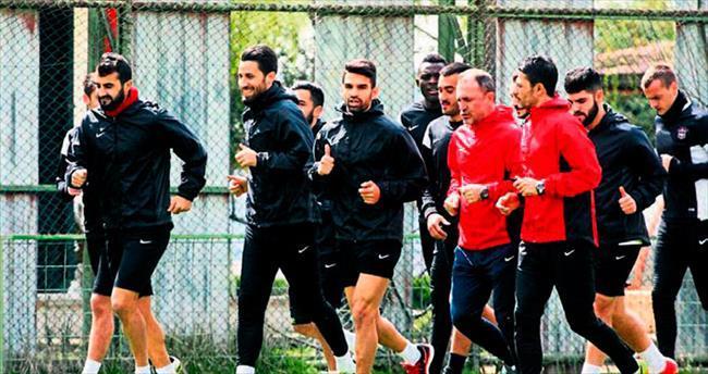 Gaziantepspor, Mersin maçıyla çıkış peşinde
