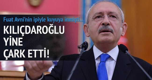 Kemal Kılıçdaroğlu'nun MİT çarkı