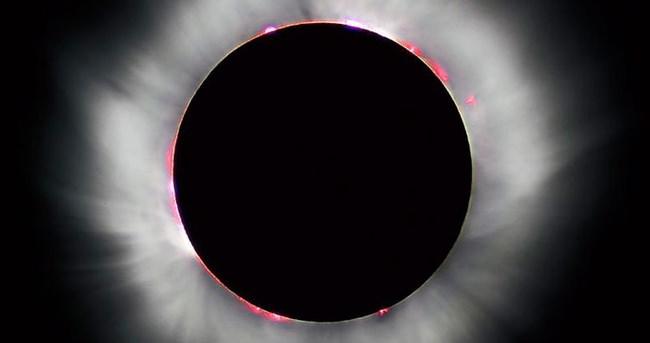 Dünya Güneş tutulmasına hazır