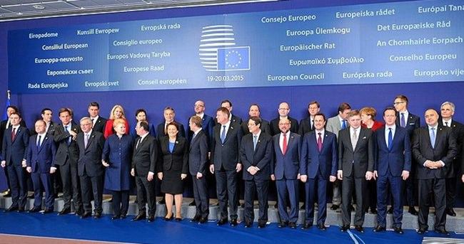 Yunanistan, AB liderler zirvesinin gündemine giremedi