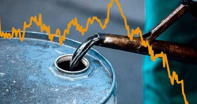 Petroldeki düşüş sürüyor