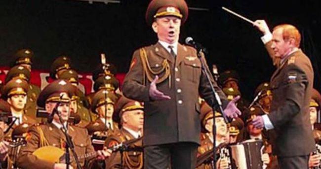 Rus Kızıl Ordu Korosu, İstanbul'da