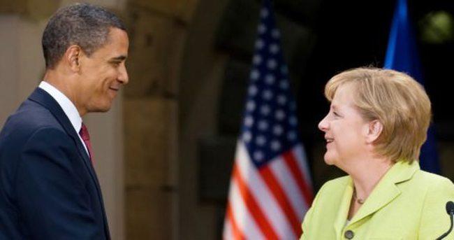 ABD Almanya'yı tehdit etmiş
