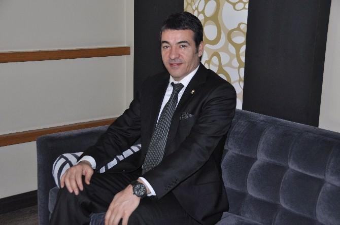 Sadık Karakan Sanayiciye Övgü Yağdırdı