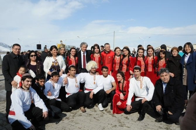 ARÜ'de Nevruz