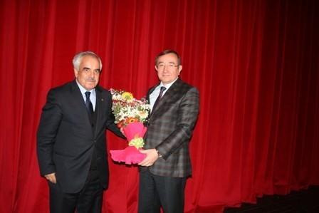 'Din Görevlilerinin Sorunları Ve Sorumlulukları' Konulu Konferans Düzenlendi