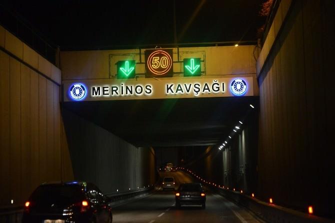 Bursa'da Yollar Akıllanıyor