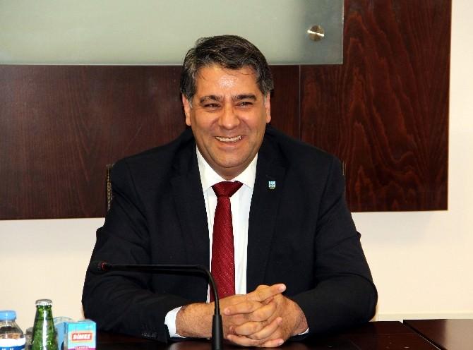Karabük Üniversitesinde Devir Teslim Töreni
