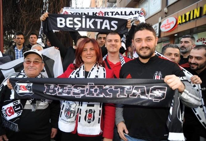 Başkan Çerçioğlu Süleyman Seba Caddesinin Açılışını Yaptı