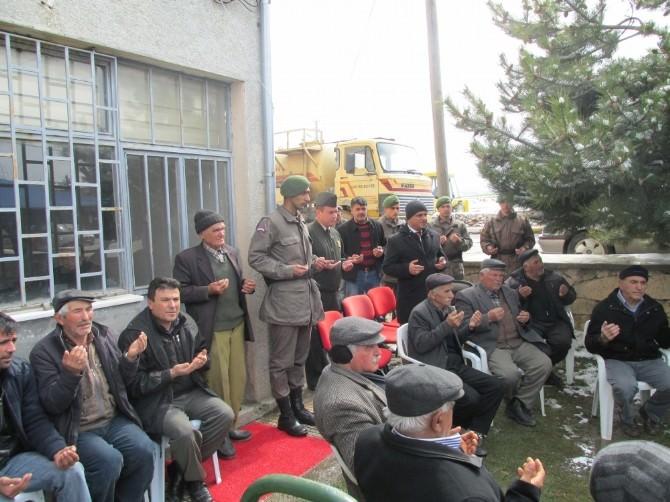 Han Belediyesi Şehitler İçin Mevlit Okuttu