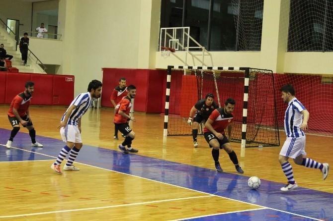 Futsal Ligi Finalleri 1.grup Aşaması Kuraları Çekildi
