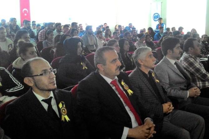 KMÜ'de Kazım Karabekir Ve Spor Konferansı