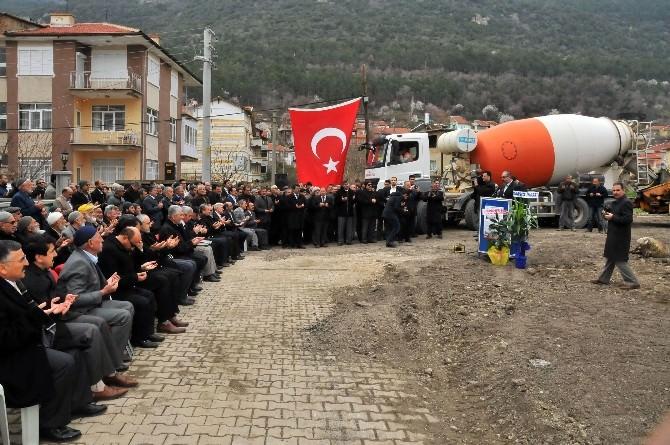 Akşehir'de Hafızlık Kız Kur'an Kursu Temeli Atıldı