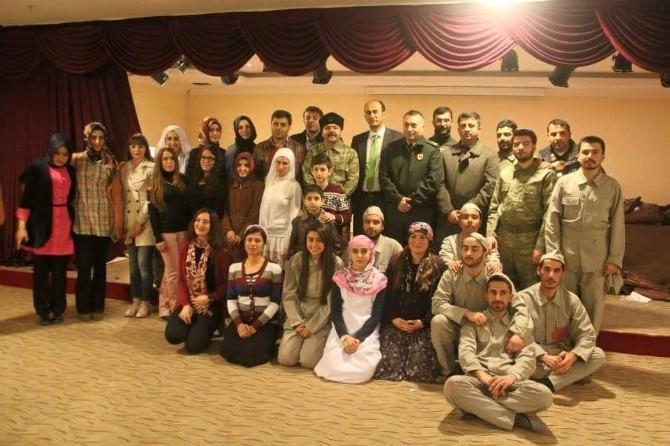 Beyşehir'de Genç Tarihçilerden Tiyatro Oyunu