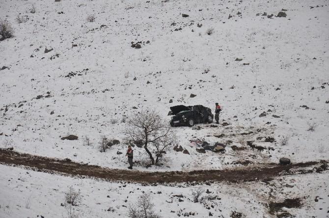 Ürgüp'te Trafik Kazası: 1 Ölü