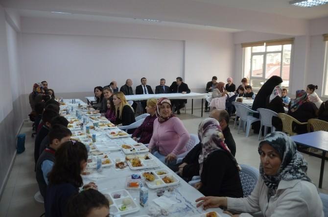 Fatsa'da 'Ailemle Birlikte Kahvaltı Yapıyorum' Projesi