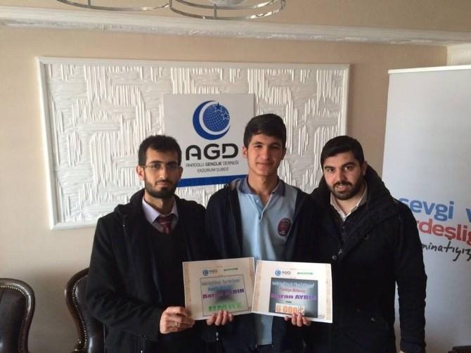 Siyer-i Nebi Yarışmasının Birincisi Erzurum'dan