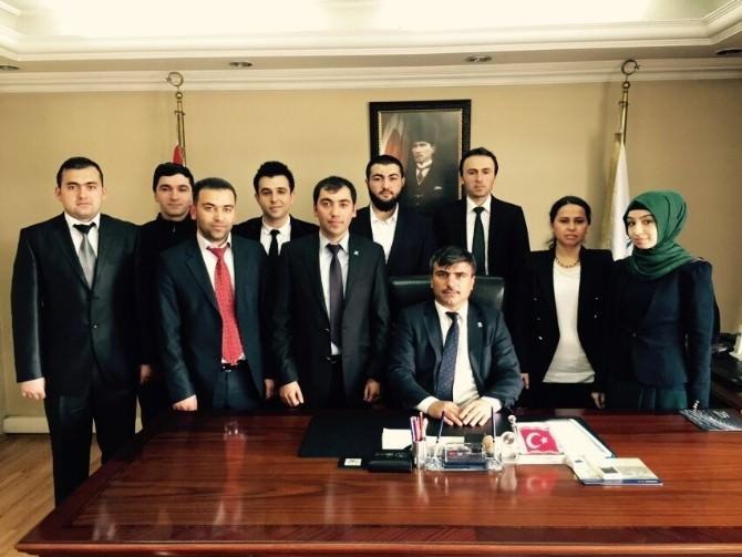 Tügva'dan, Özdemir'e Ziyaret