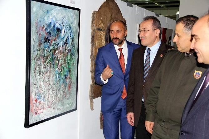 Türkiye Sanati Etkinlik Grubu'nun 9. Sergisi Kastamonu'da Yapıldı