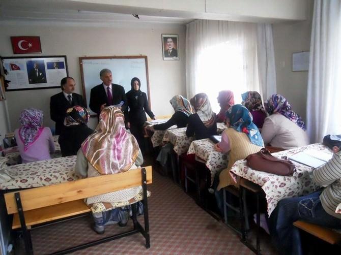 Yenipazar'da 4-6 Yaş Çocuk Etkinlikleri Kursu Başladı