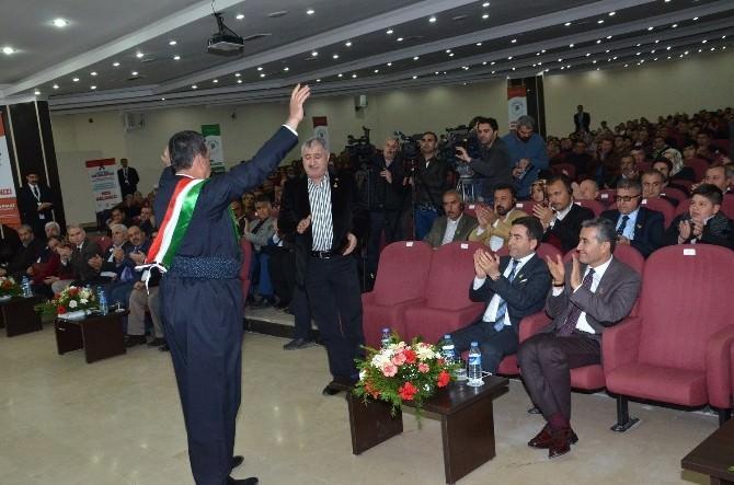 Yeşilyurt Ve Halepçe Belediyesi Arasında Kardeş Şehir Protokolü İmzalandı