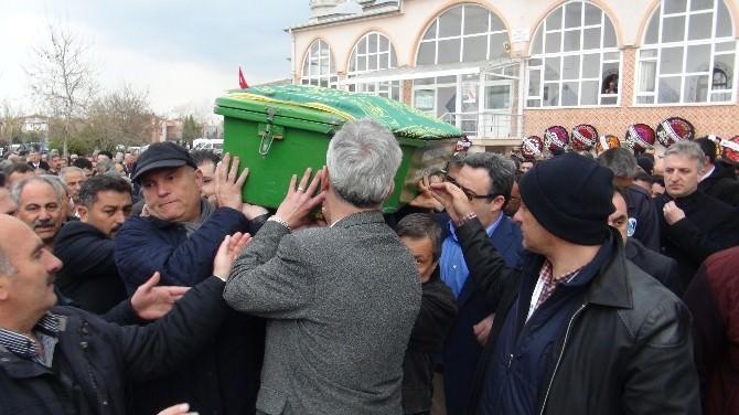 Başkan Çerçi Ve Üzeyir Dindar'ın Acı Günü
