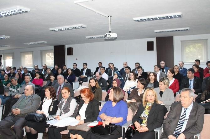 SGK, BEÜ'de Eğitim Düzenledi