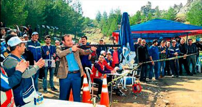 Ceyhanlı avcılar festivalde buluştu
