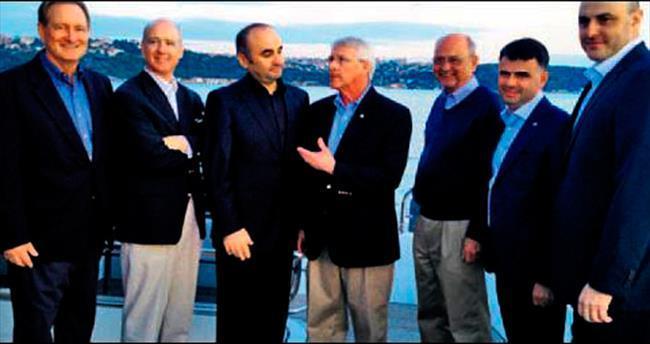 Gülenci senatörlere 70 bin dolar bağış