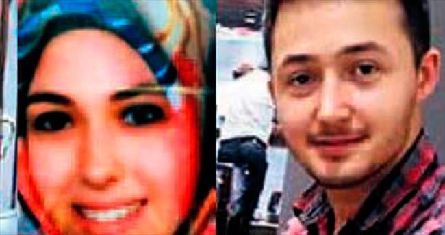 Barışmayı reddeden kız arkadaşını öldürüp intihar etti
