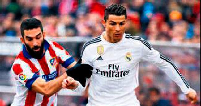 Yine Madrid derbisi!
