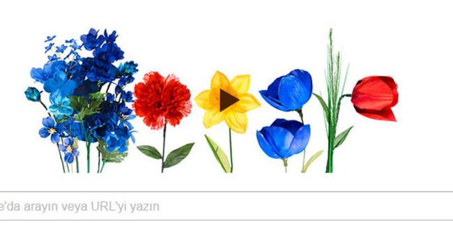 Google'dan ilkbahar ekinoksu için doodle! Ekinoks nedir? 21 Mart nedir?