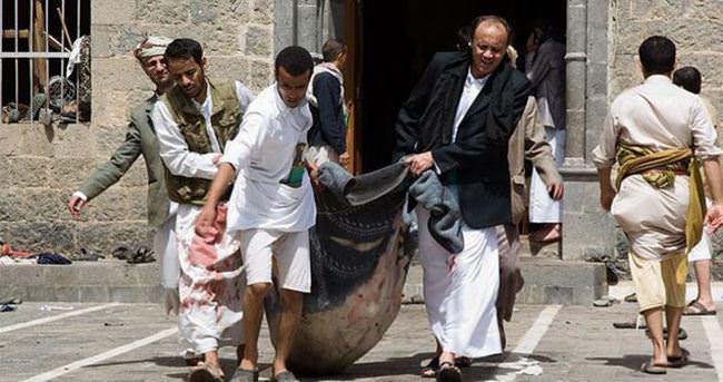 3 ülke Yemen'deki saldırıları kınadı