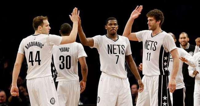 Nets, 3. uzatmada kazandı