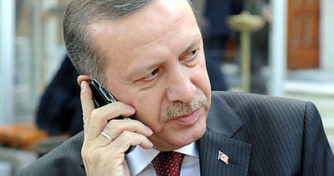 Cumhurbaşkanından o lidere taziye telefonu