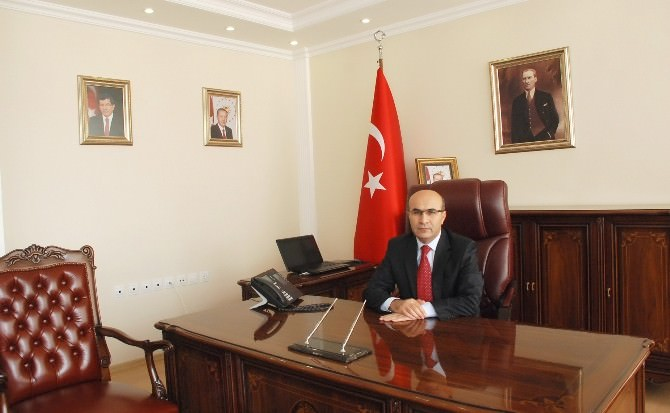 Vali Demirtaş'tan Hayırsever İş Adamı Hasan Taşar'a Teşekkür