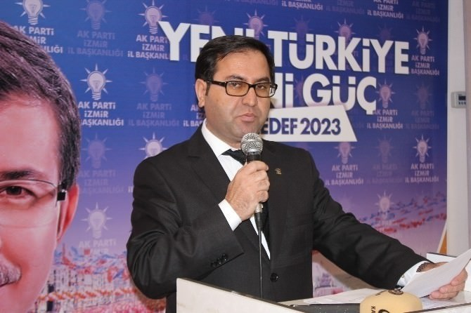 AK Partili Salık'tan Nevruz Mesajı