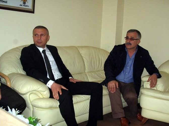 """Güner, """"Hedefimiz Ekonomisi Büyüyen Bir Trabzon"""""""