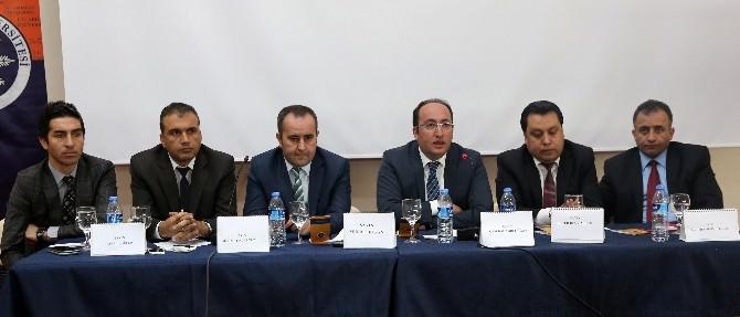 Banka Müdürleri, ARÜ'lü Öğrencilerle Tecrübelerini Paylaştı