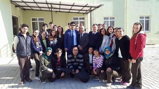 Didim Anadolu Lisesi Huzurevi Sakinleriyle Biraraya Geldi
