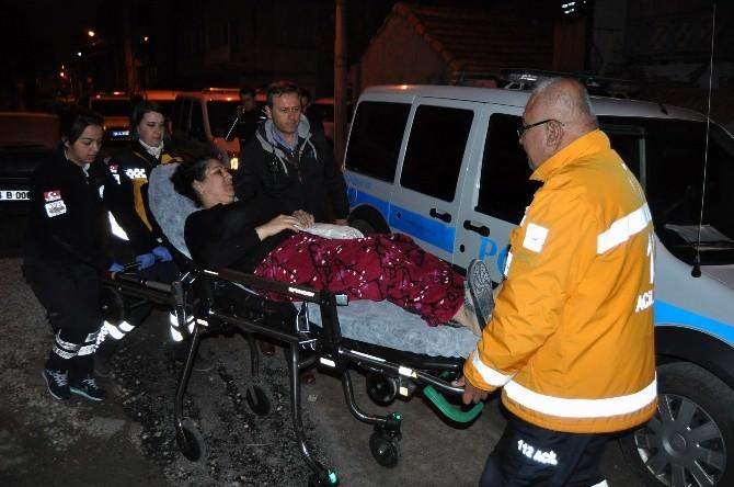 Bir Kadın Daha Akrabası Tarafından Vuruldu