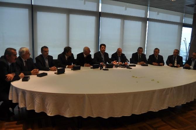 Hak-iş Konfederasyonu Genel Başkanı Mahmut Arslan: