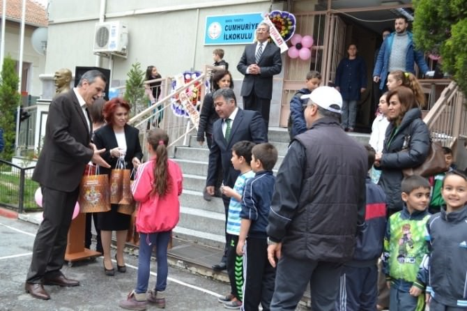 Turgutlu'da Nevruz Coşkusu