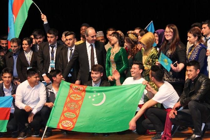 Yabancı Öğrencilerden Muhteşem Gece