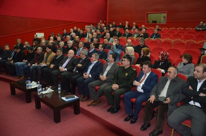 Fatsa'da Koordinasyon Toplantısı