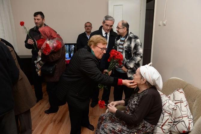 Osmangazi Kent Konseyi Yaşlıları Unutmadı
